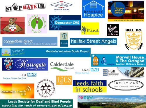 Some Organisations that Have Benefitted from PMN